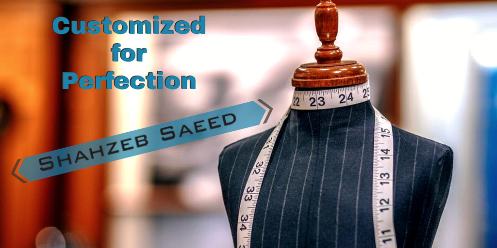 Customized Shirts by ShahzebSaeed
