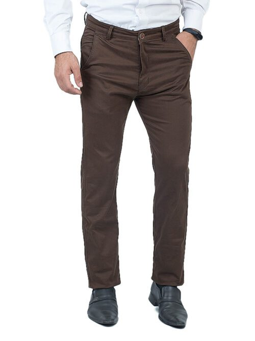 Dark Brown Chino
