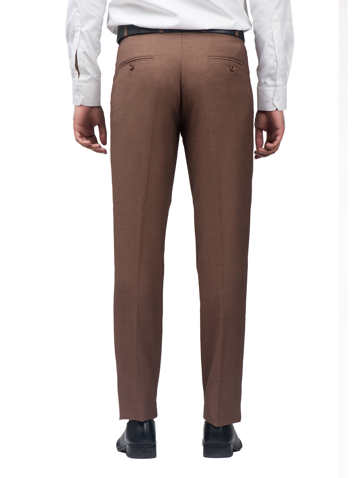 Chocolate Brown Formal Dress Trouser