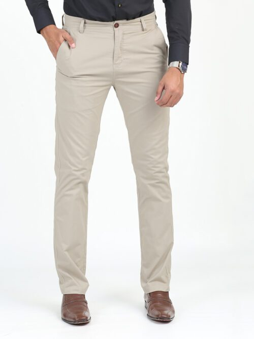 Fawn Cotton Chino