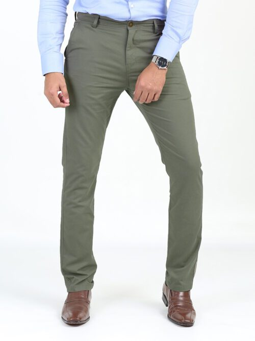 Olive Green Chino