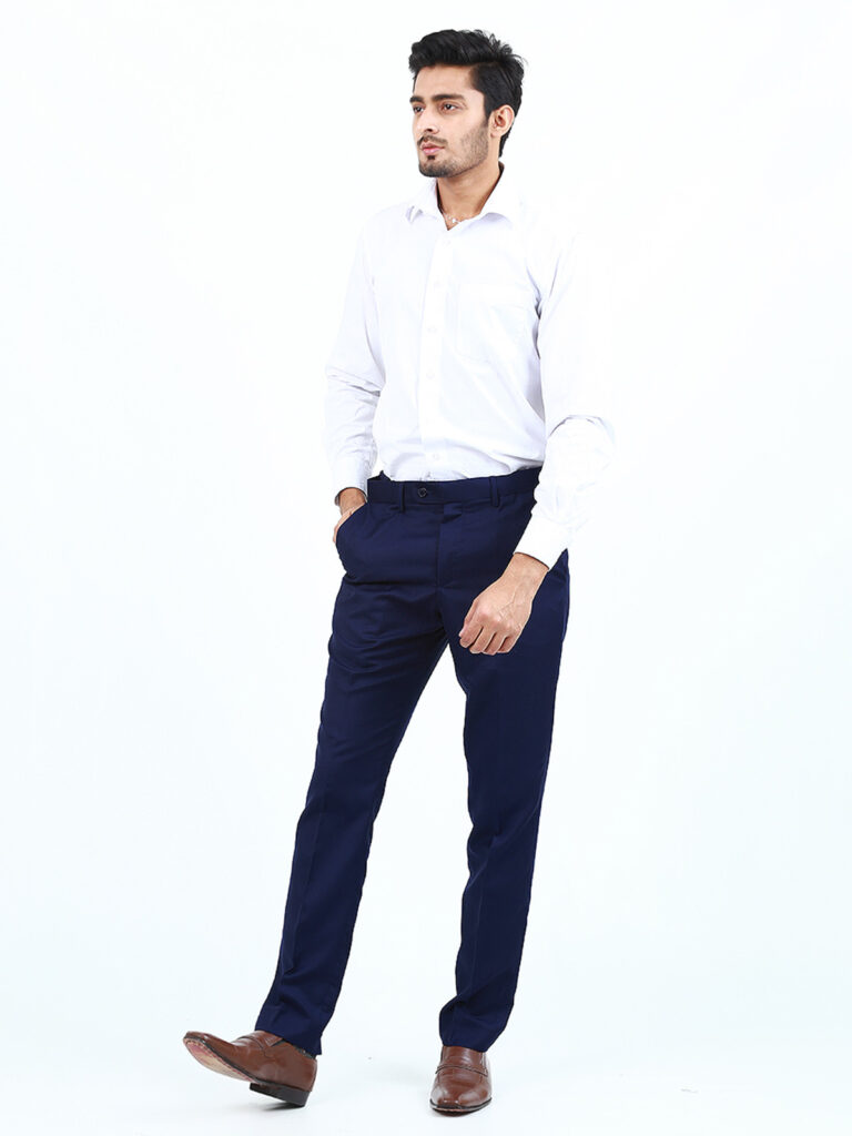 Formal Trousers For Men  Shirts are important but without the proper pair of trousers, they are quite incomplete. The best pair of trousers for boys or men can be the most powerful piece when you wear them with style. Nowadays, men wardrobe full of top-notch casual trousers for men that'll look just as svelte given half the chance. Cropped trousers pants are an excellent way to add flavor for those who will be bored from formal pants.