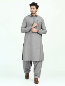 shalwar kameez men on shahzeb saeed
